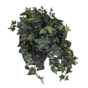 House of Silk Flowers Artificial English Ivy Ledge Plant 2