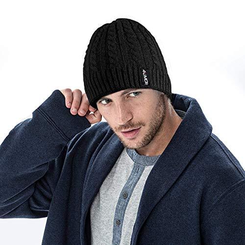 4umor Sombrero de Invierno Sombrero C punto xqwxF6AYr