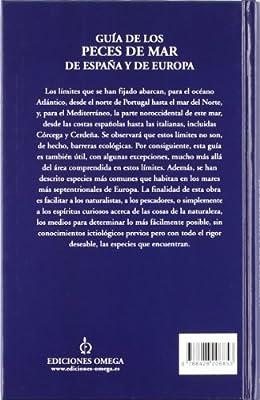 GUIA DE PECES DE MAR DE ESPAÑA Y EUROPA GUIAS DEL NATURALISTA ...