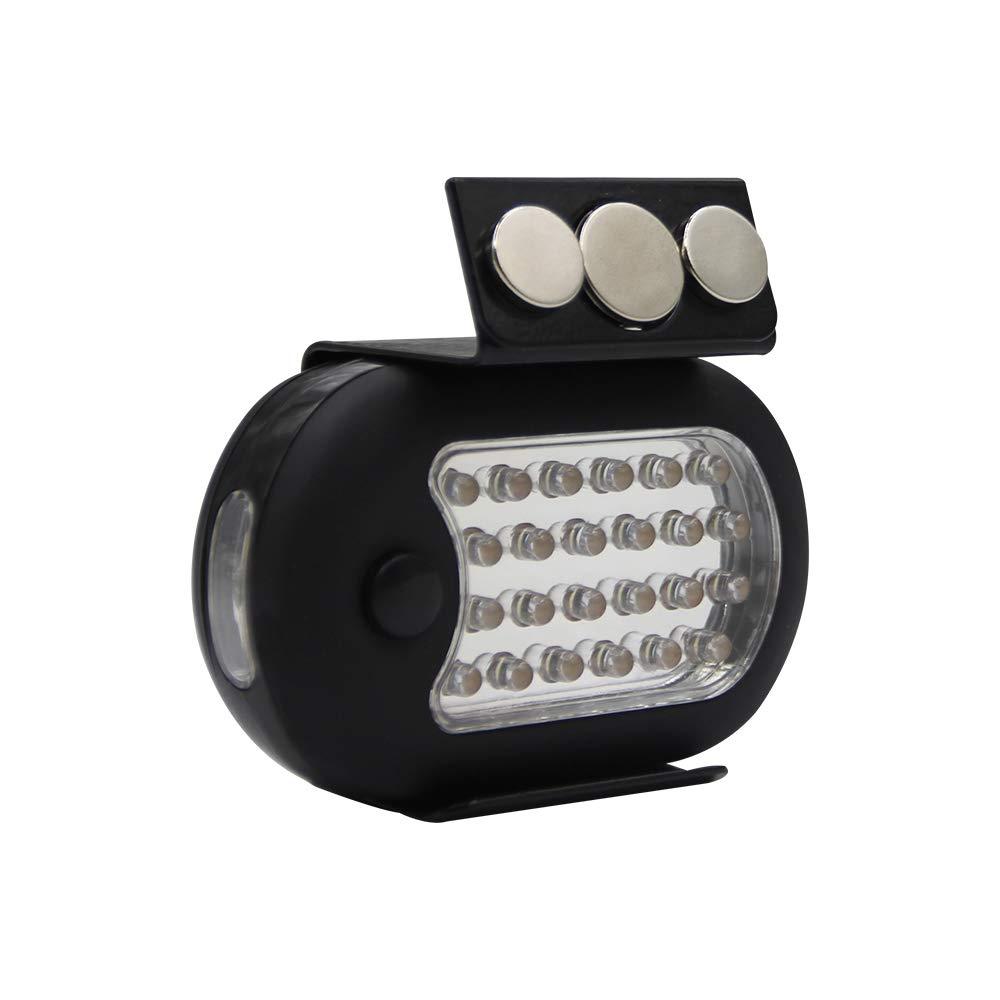 QQMaster - Parrilla para Barbacoa con luz LED con Tres ...