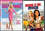 Women Power Comedy Bundle: Bring It On Again & Legally Blonde 2: Red, White & Blonde 2-Movie Set