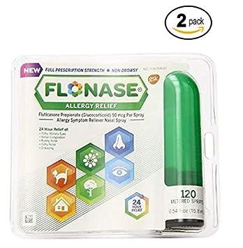 nuevo spray nasal para la alergia