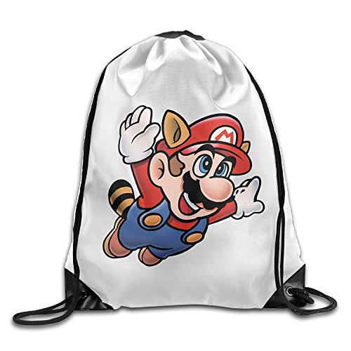 Price comparison product image Carina Super Mario Bros Flying Cool Pocket Canvas One Size