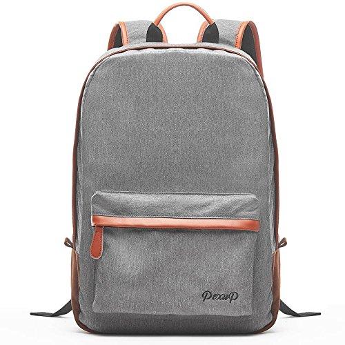 travel laptop waterproof backpack for men & women rucksack bookbag daypack