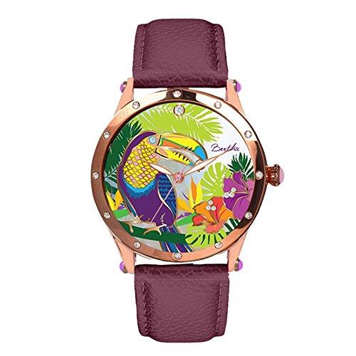 bertha-womens-gisele-mop-strap-plum-stainless-steel-watch