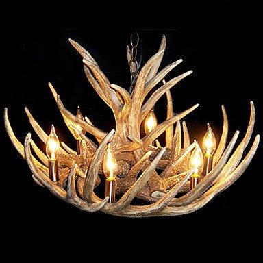 deer horn ceiling fans - 6