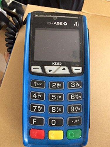 Amazon com : Ingenico iCT250 Chase, Dual Comm EMV + NFC
