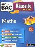 ABC du BAC Réussite Maths Term ES.L Spécifique et spécialité