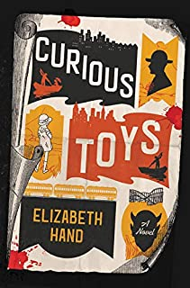 Book Cover: Curious Toys