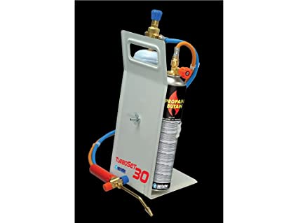Oxyturbo Gas cylinder for Oxyturbo Turbo Set 90 lead welding kit FREE DELIVERY