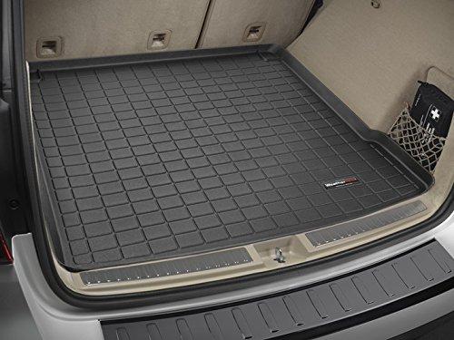2016-2017 Mercedes-Benz GLE (Suv) Weathertech Black Cargo Liner – Non-Hybrid