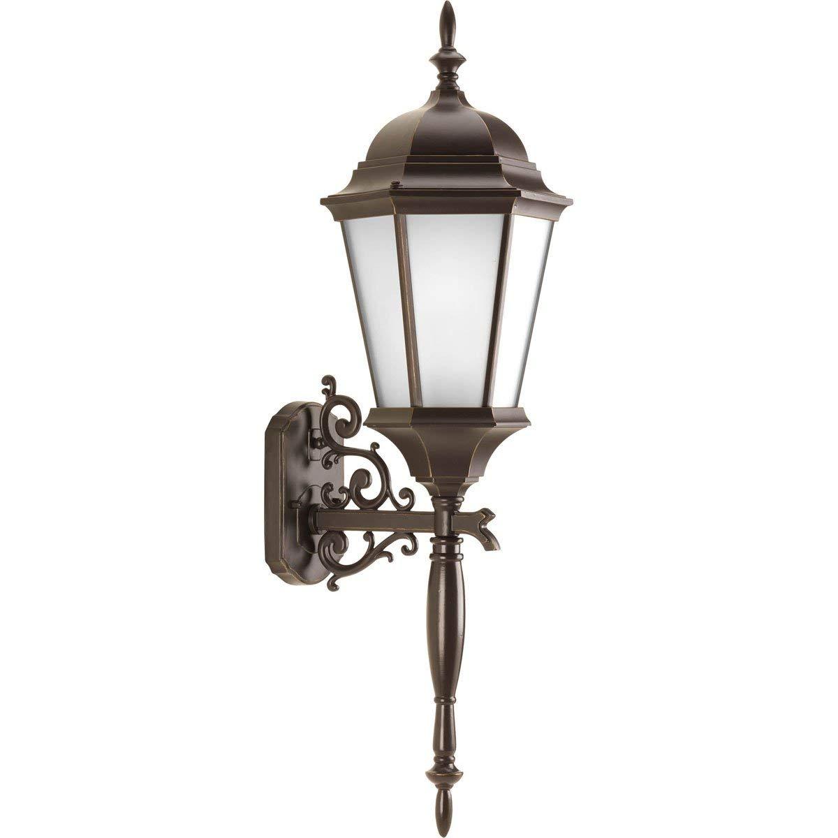 Progress Lighting P5684-20EB GU24 Wall Lantern 1-26-watt