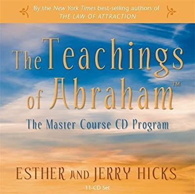 The Teachings of Abraham: The Master Course CD Program, 11-CD set from Hay House