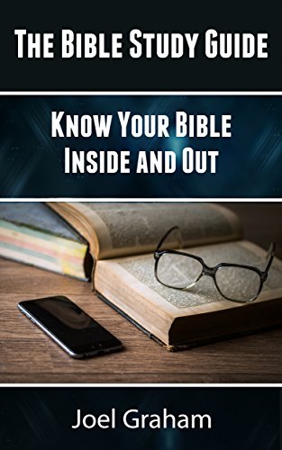 Bible Study Guide Know Inside ebook product image