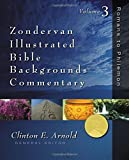 img - for Zondervan Illustrated Bible Backgrounds Commentary, Vol. 3: Romans to Philemon (2002-08-01) book / textbook / text book
