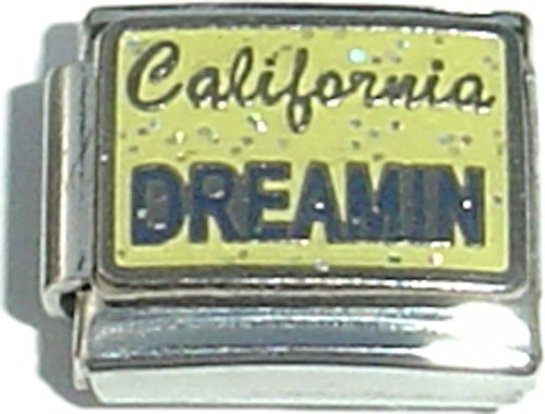 California Dreamin Italian Charm ()