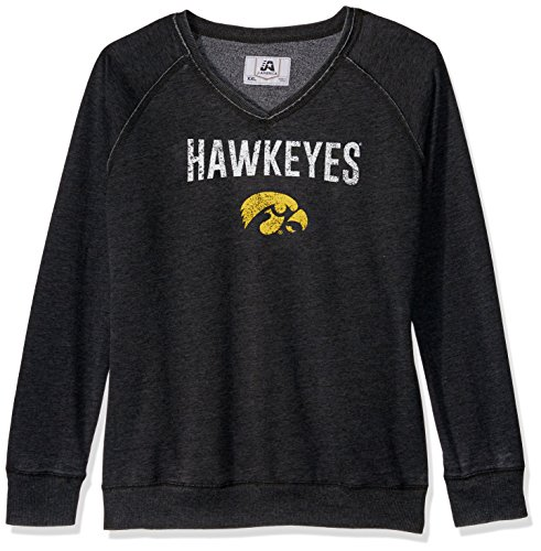 J America NCAA Iowa Hawkeyes Women's Achieve Fleece for sale  Delivered anywhere in USA