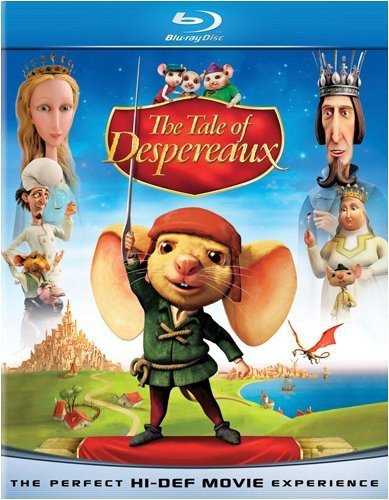 The Tale of Despereaux (2008) 720p HEVC BluRay x265 Esubs Dual Audio 500MB