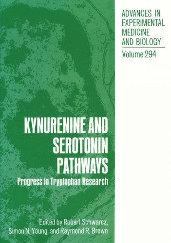 Kynurenine and Serotonin Pathways: Progress in Tryptophan Research (Advances in Experimental Medicine & Biology)