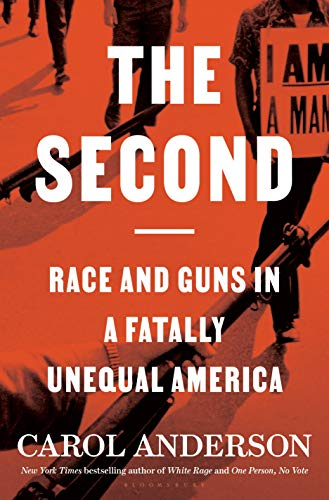Book Cover: The Second: Race and Guns in a Fatally Unequal America