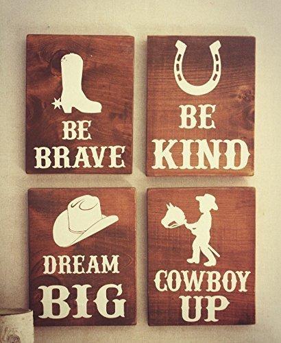 Cowboy nursery deocr, Cowboy wall art, Cowboy decor, Cowboy baby shower, cowboy birthday -