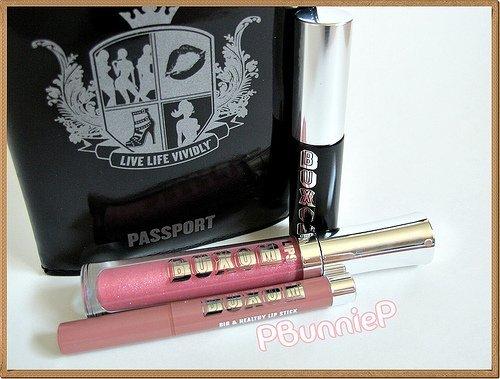 Buxom Passport International volumizes Lipstick product image