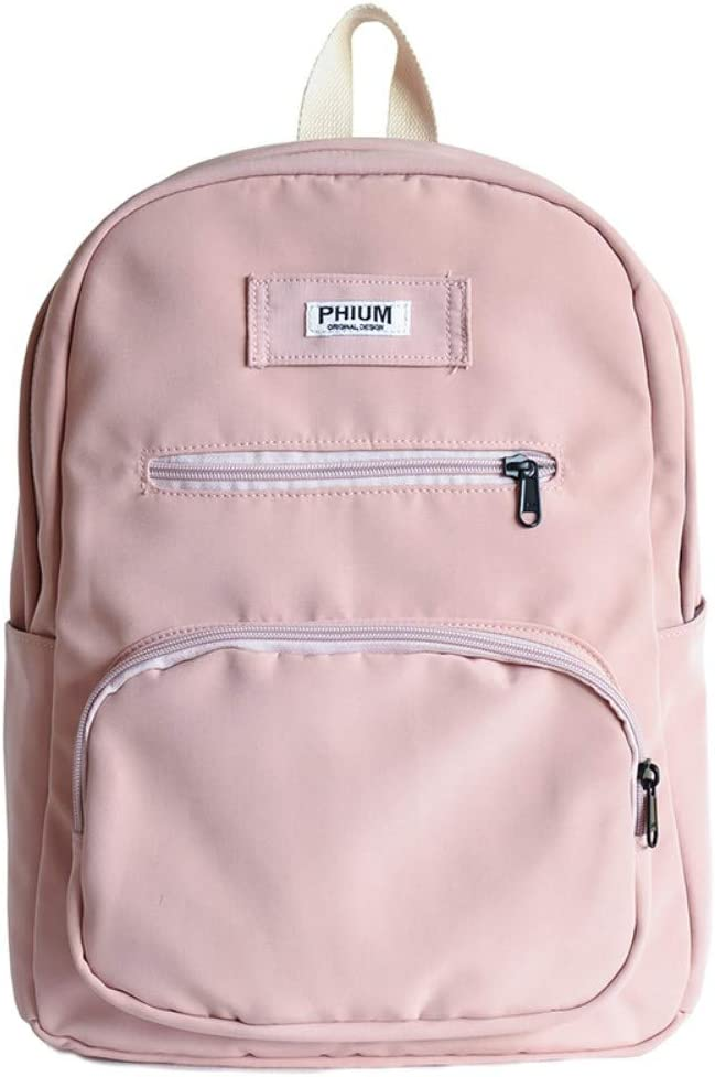 Zlk Backpack Girl School Bag Student Campus Wild Fashion Backpack Female