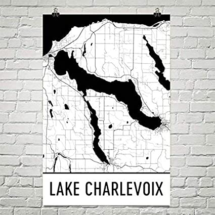Amazon Com Lake Charlevoix Michigan Lake Charlevoix Mi Michigan