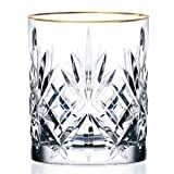 Lorren Home Trends Siena Collection Crystal Cordial
