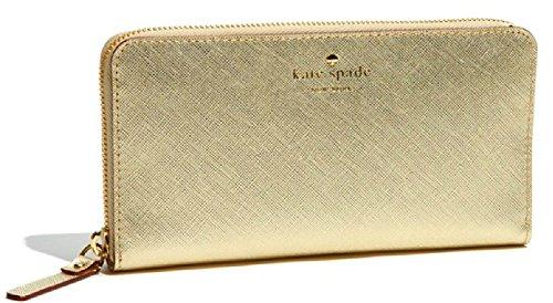 Kate Spade New York Cedar Street Lacey Wallet Gold
