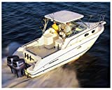2002 Wellcraft 270 Coastal O/B Power Skiff Factory Photo