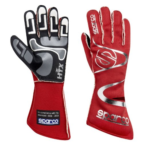 Sparco 001352A07RS Gloves by Sparco (Image #1)
