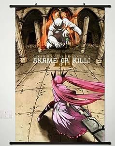 Diseño con texto en inglés de personajes de manga japonés
