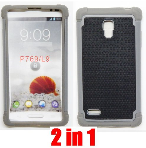 Protector Silicon shockproof LG Optimus