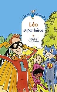 """Afficher """"Léo super héros"""""""