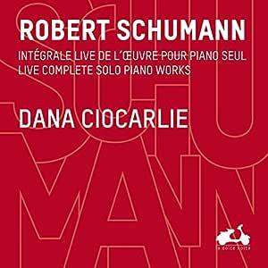 The Live Complete Solo Piano Works: Ciocarlie,Dana: Amazon.es: Música