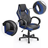 Gaming Chair Racing Chair Workstation Computer Chair Coavas Office (Small Image)