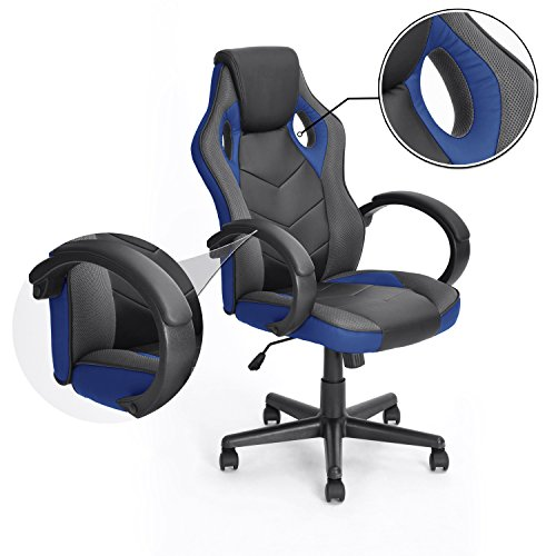 gaming chair ergonomic mesh office chair high back swiver computer