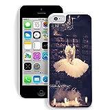 iPhone 5C Case,Dseason iPhone/Apple 5C Case NEW fashionable Unique Design christian quotes Ballet skirt