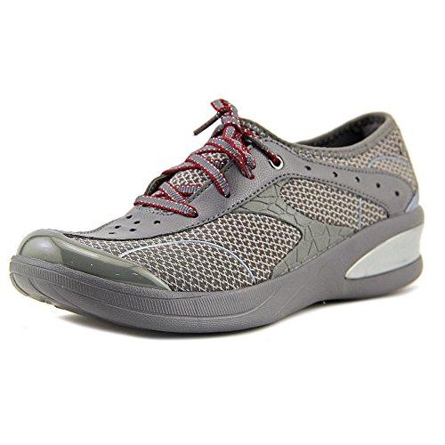 Bzees Flame Women W Sneakers Sintetiche Grigio Tinta Unita Grigia
