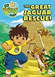 DVD : Go Diego Go! - The Great Jaguar Rescue by Rosie Perez