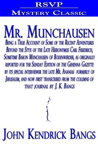 Mr  Munchausen (Houseboat on the Styx, book 3) by John