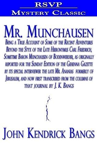 book cover of Mr. Munchausen