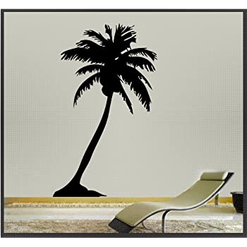 Palm Tree   Wall Art Vinyl Sticker Decal Wall Decor Tropical Part 34