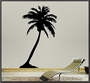 Great Palm Tree   Wall Art Vinyl Sticker Decal Wall Decor Tropical Ideas
