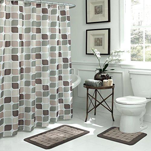bath-fusion-zaragoza-geometric-15-piece-bath-set-linen-chocolate