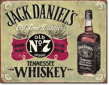 The Finest Website Inc. Jack Daniels Whiskey Hand Made Sour Mash 16