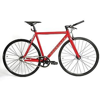Amazon.com: Urban Bike Fixed Gear bicicleta Fixie Bikes ...