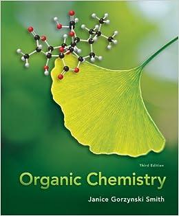 Organic Chemistry: Janice Gorzynski Smith: 9780077354725