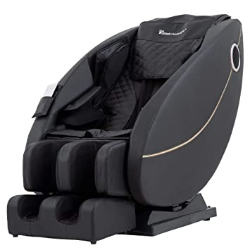 Fine Bestmassage Zero Gravity Full Body Electric Shiatsu Massage Chair Recliner With Built In Heat Foot Roller Air Massage System Lss Track Stretch Spiritservingveterans Wood Chair Design Ideas Spiritservingveteransorg